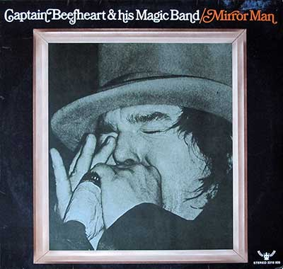 "Thumbnail of CAPTAIN BEEFHEART & HIS MAGIC BAND - Mirror Man ( Buddah Records ) 12"" LP VINYL ALBUM album front cover"