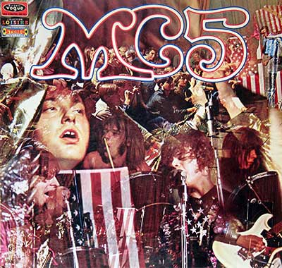 "Thumbnail of MC5 - Kick Out the Jams Release From France 1969 12"" Vinyl LP Album album front cover"