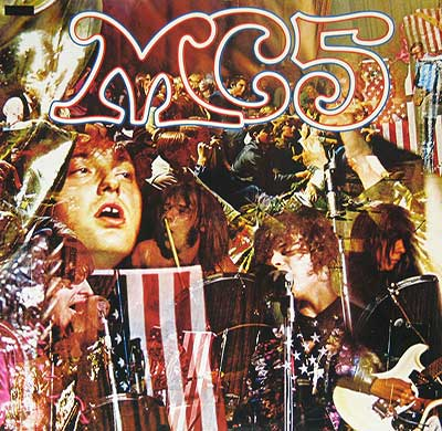 "Thumbnail of MC5 - Kick Out The Jams Release From Germany 1969 12"" Vinyl LP Album album front cover"