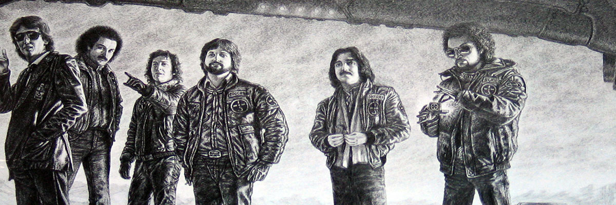 Album Front Cover Photo of Blue Öyster Cult