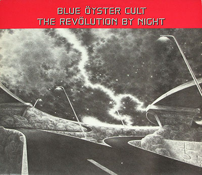 BLUE OYSTER CULT - The Revolution By Night