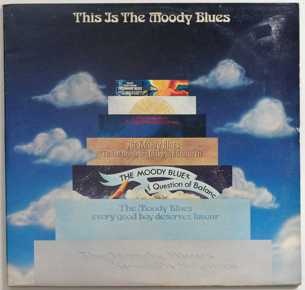 High Resolution Photo #1 Moody Blues – This Is The Moody Blues Vinyl Record