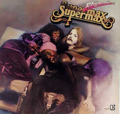 Thumbnail of SUPERMAX - Fly With Me album front cover