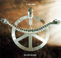 Thumbnail Of  Heartwork ( 1993 ), Carcass album front cover