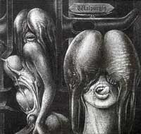 Thumbnail Of  Walpurgis ( 1969 Germany ), The Shiver album front cover