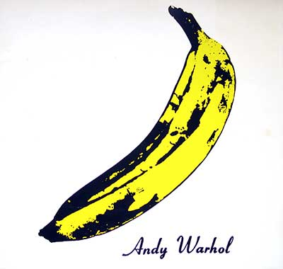 "Thumbnail of THE VELVET UNDERGROUND - The Velvet Underground With Nico 12"" Vinyl LP Album album front cover"