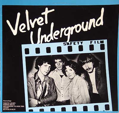 "Thumbnail of THE VELVET UNDERGROUND - Self-Titled 12"" Vinyl LP Album album front cover"