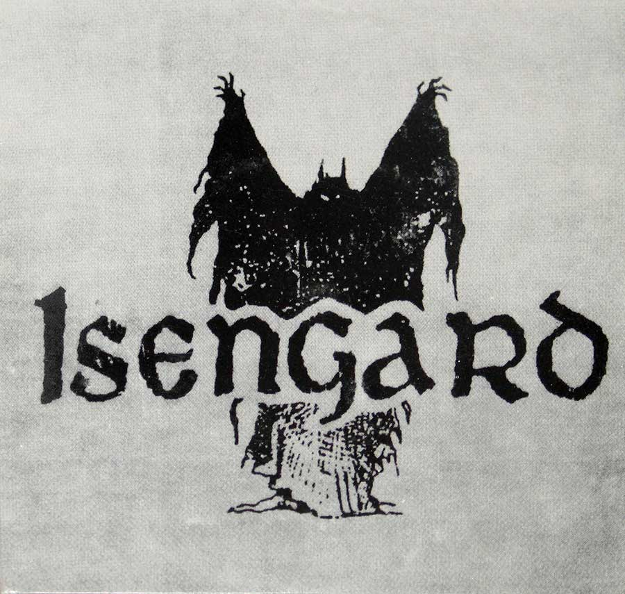Front Cover Photo Of ISENGARD - Spectres over Gorgoroth limited edition of 200 copies
