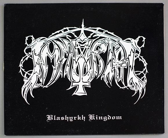 Album Front cover Photo of IMMORTAL - Blashyrkh Kingdom Limited Edition https://vinyl-records.nl/