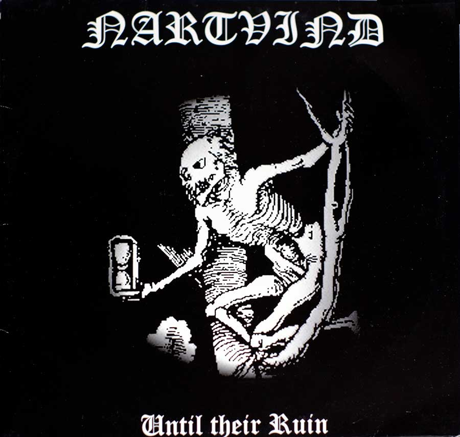 Front Cover Photo Of NARTVIND - Until Their Ruin ( Ltd Ed )