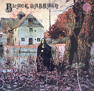 "BLACK SABBATH - Self-Titled  12"" LP"
