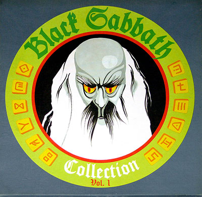 Thumbnail Of  BLACK SABBATH - Collection Vol 1   album front cover