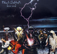Thumbnail Of  BLACK SABBATH - Live Evil 2Lp Germany album front cover
