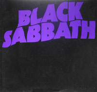 Thumbnail Of  BLACK SABBATH - Master of Reality ( Canada  album front cover