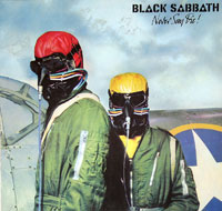 Thumbnail Of  BLACK SABBATH - Never Say Die  album front cover
