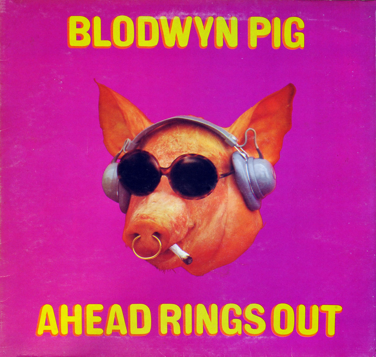 High Resolution Photo #10 blodwyn pig ahead rings out