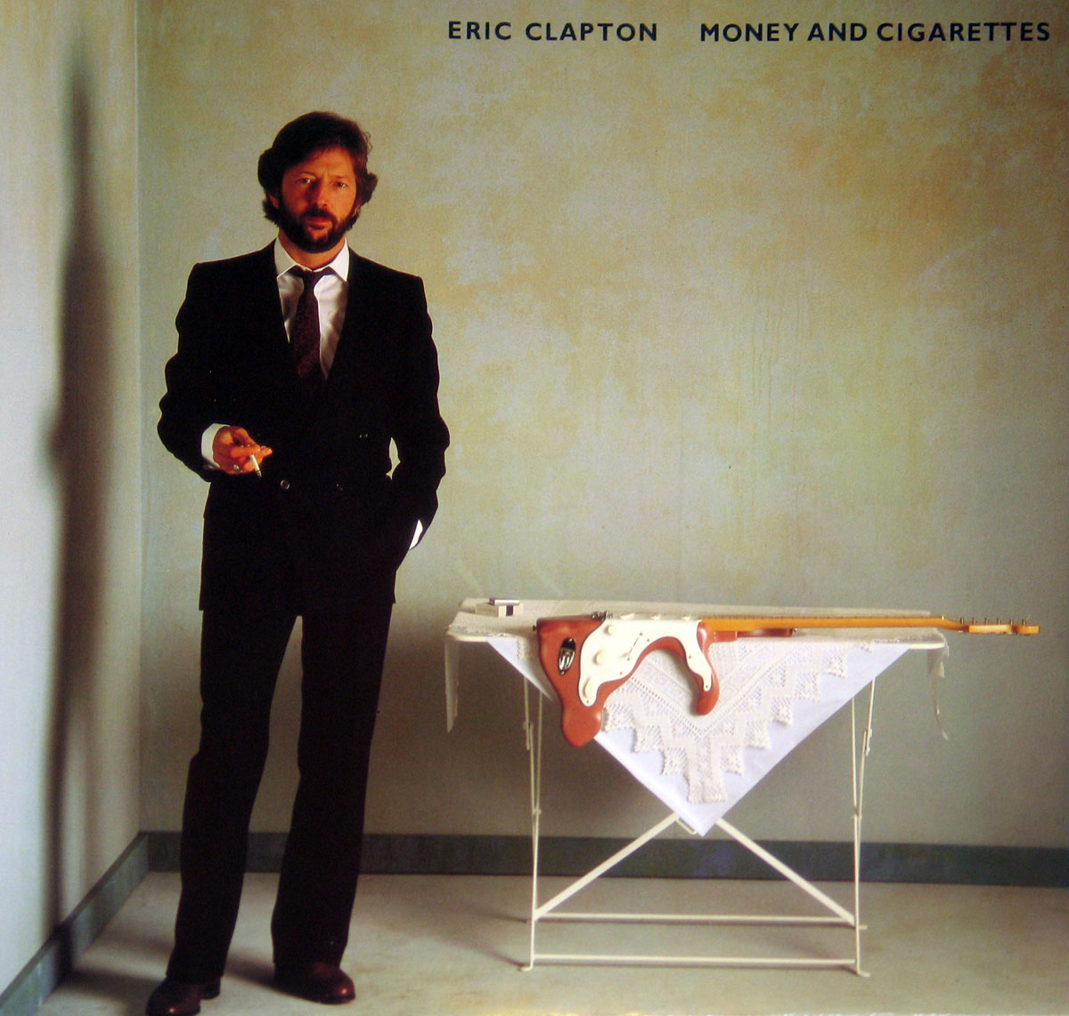 High Resolution Photo ERIC CLAPTON Money and Cigarettes