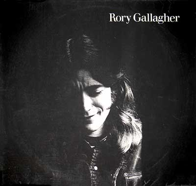 Thumbnail of RORY GALLAGHER - Vinyl Records album front cover