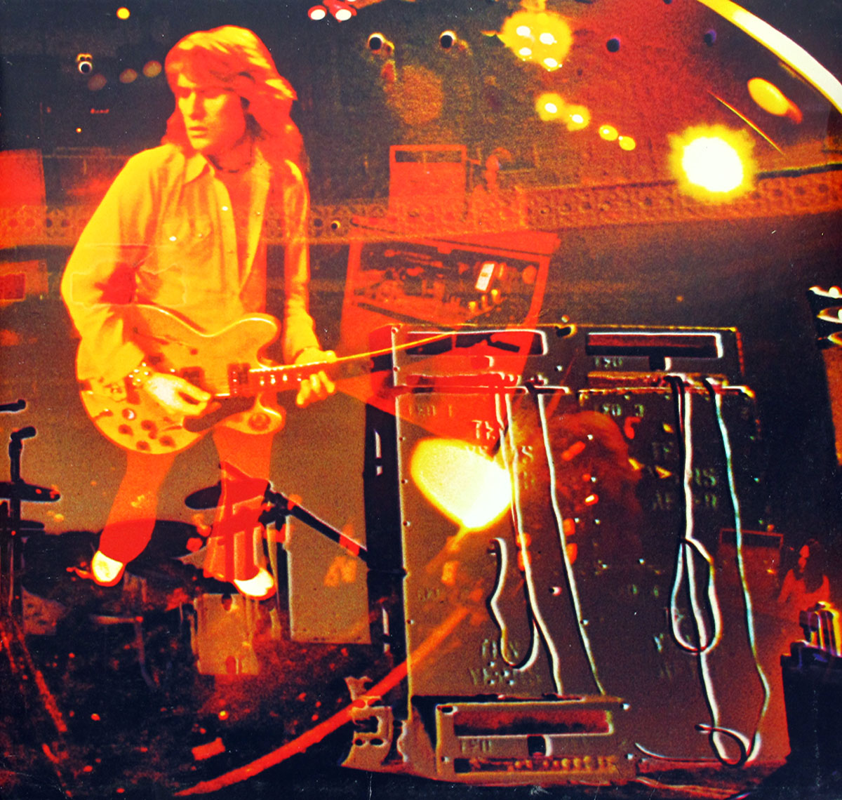 High Resolution Photo #13 TEN YEARS AFTER Recorded Live Germany
