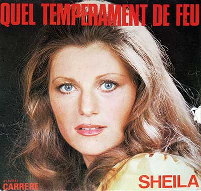 Thumbnail of SHEILA - Complete vinyl records discography album front cover