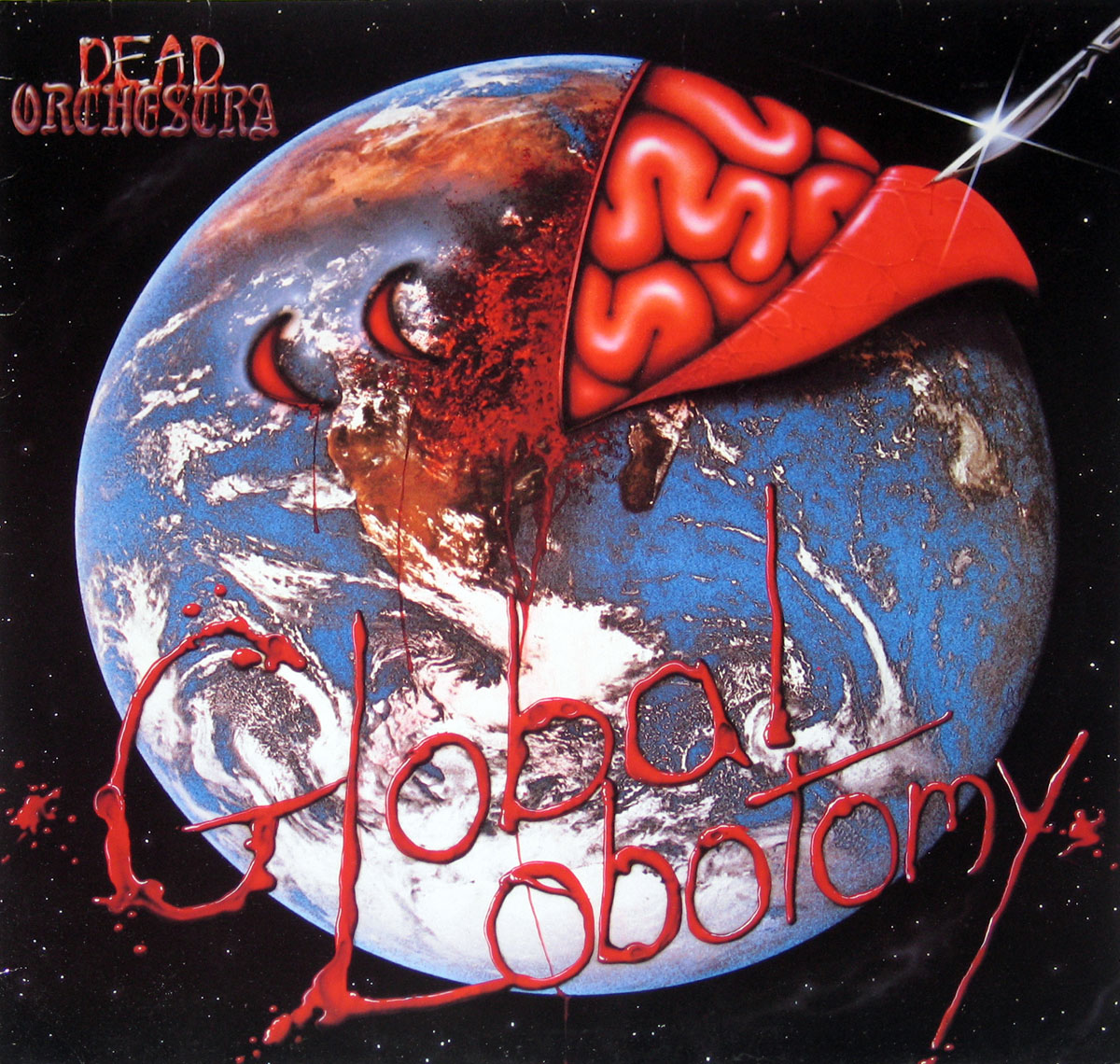 High Resolution Photo Dead Orchestra - Global Lobotomy Vinyl Record