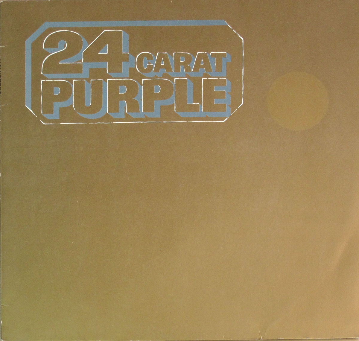 High Resolution Photo Deep Purple 24 Carat