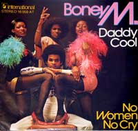 BONEY M - Daddy Cool / No Women No Cry
