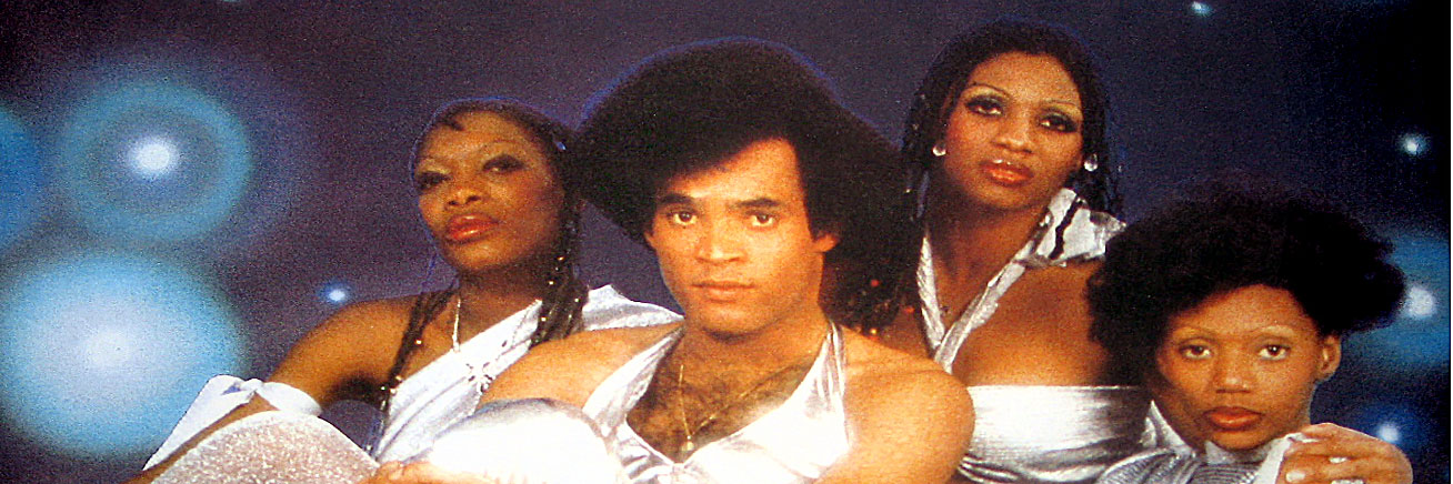 Album Front Cover Photo of BONEY M