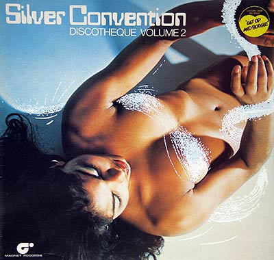Thumbnail of SILVER CONVENTION - Discotheque Vol 2 Get Up and Boogie album front cover