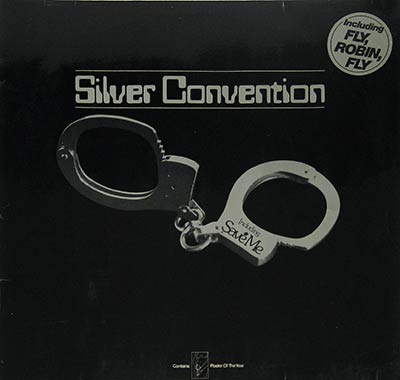 Thumbnail of SILVER CONVENTION - Self-Titled  album front cover