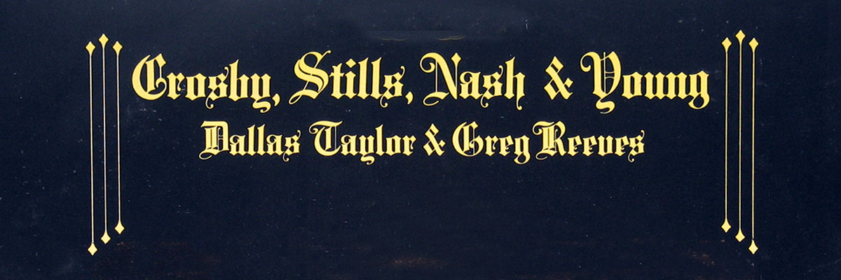 Album Front Cover Photo of CSNY Crosby STILLS Nash and Young