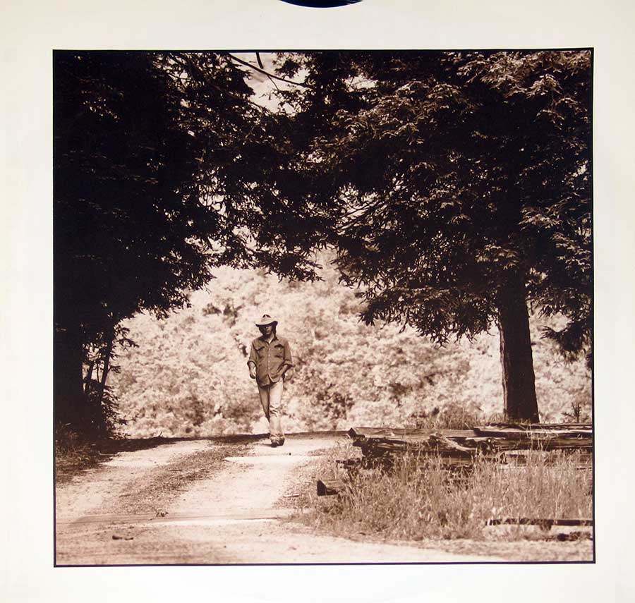 "Photo One Of The Original Custom Inner Sleeve NEIL YOUNG - Old Ways 12"" Vinyl LP"
