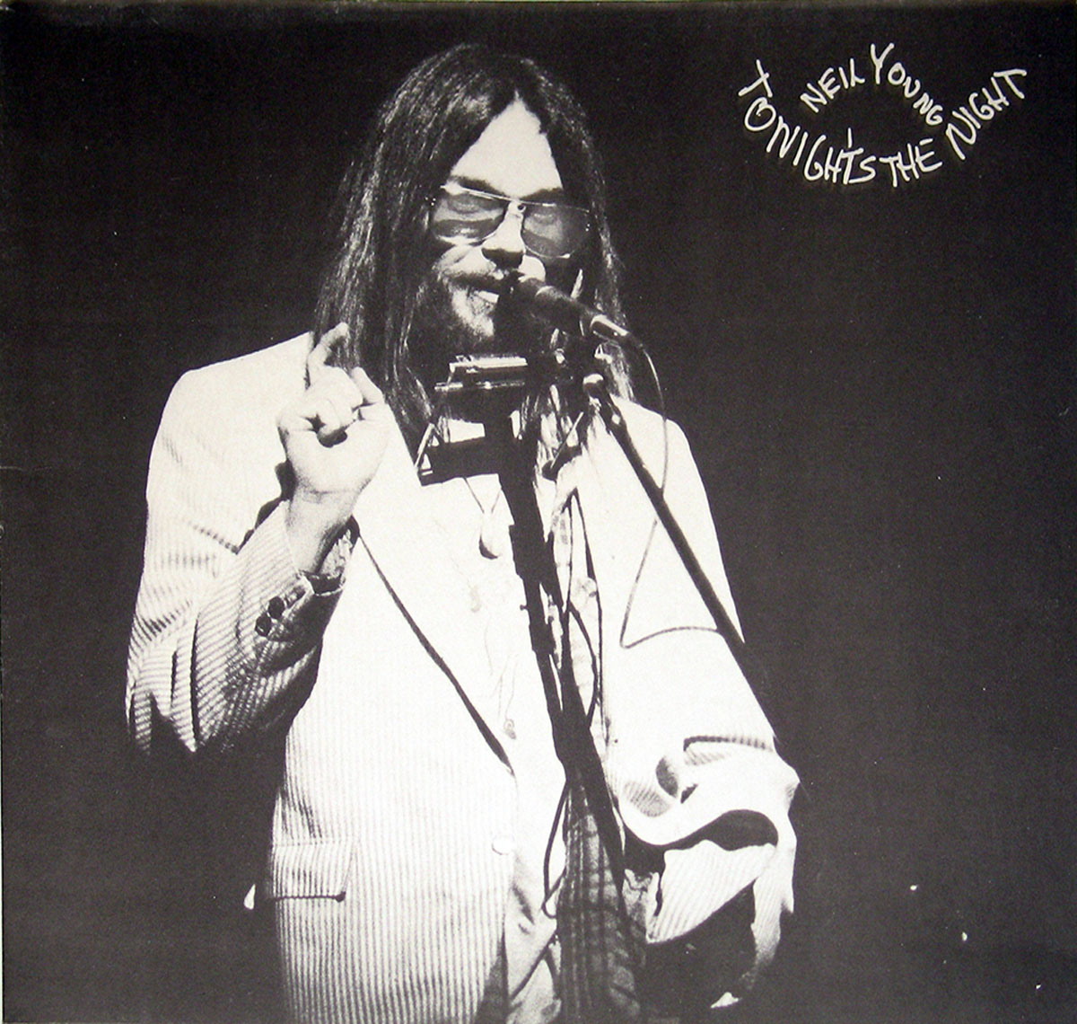 High Resolution #1 Photo NEIL YOUNG - TONIGHTS THE NIGHT