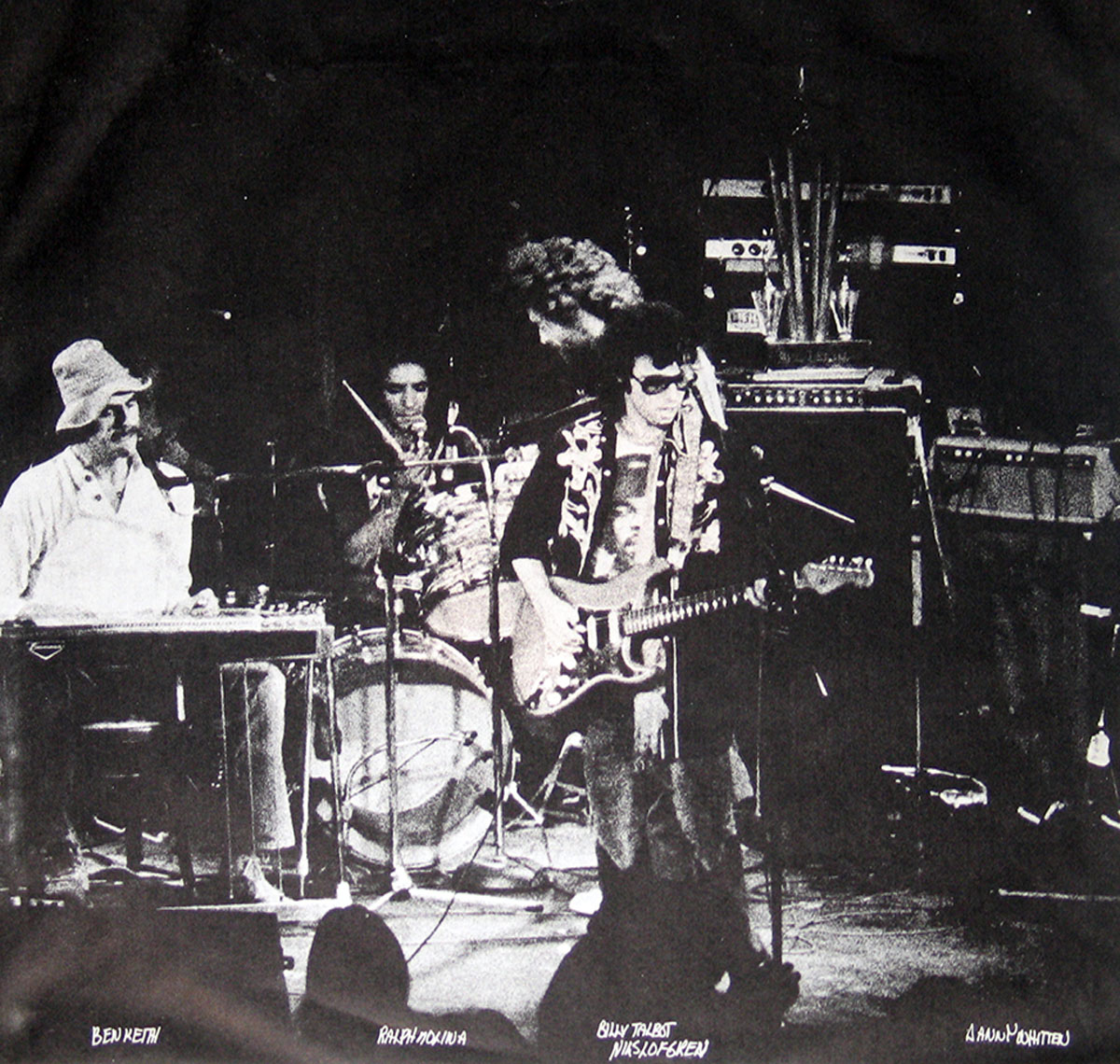High Resolution #3 Photo NEIL YOUNG - TONIGHTS THE NIGHT