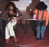 FRANK ZAPPA CAPTAIN BEEFHEART THE MOTHERS - Bongo Fury