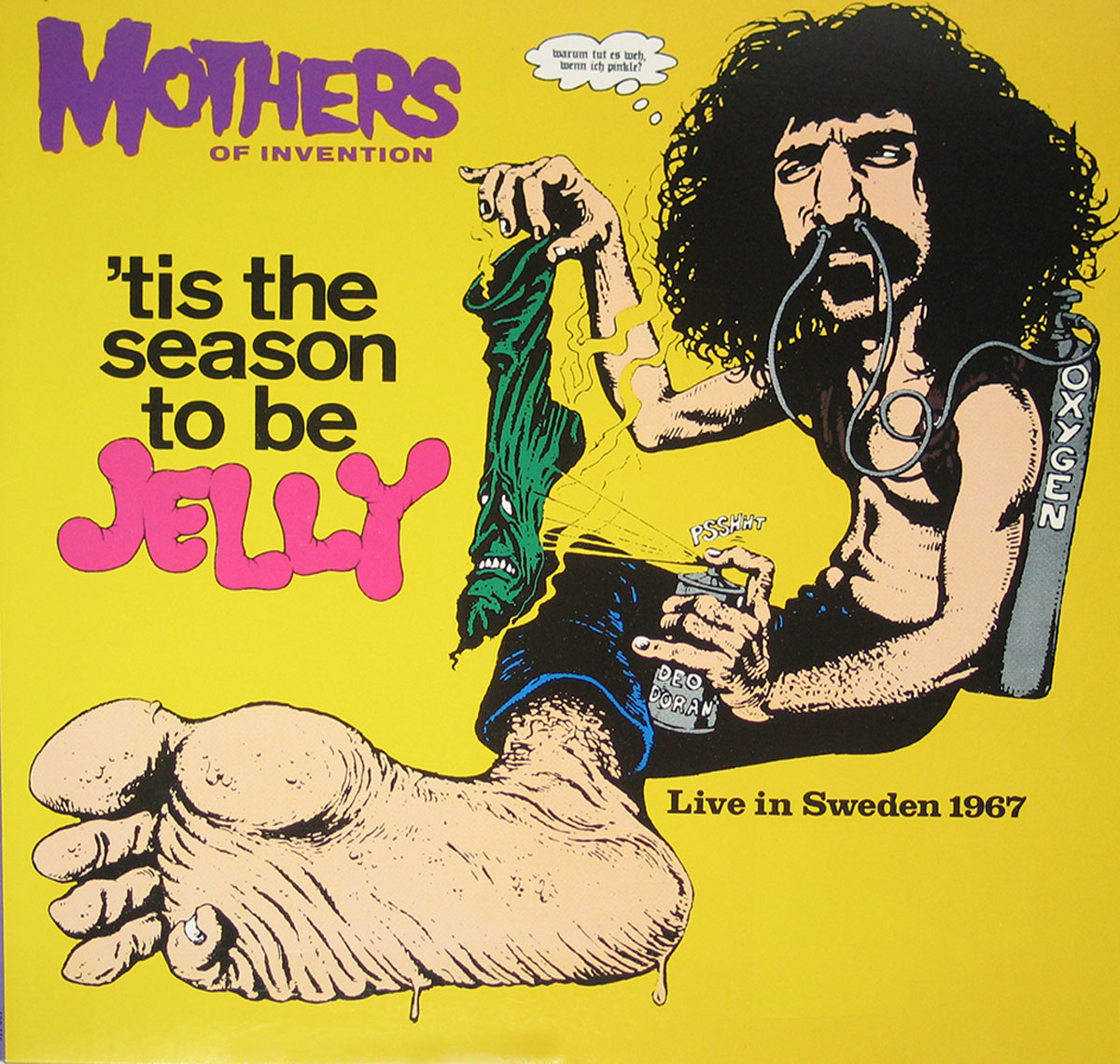 High Resolution Photo #10 frank zappa 'tis the season to be jelly
