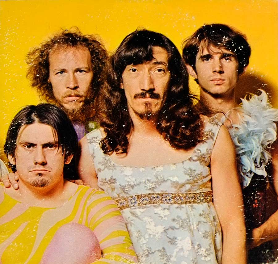 Album Front Cover Photo of MOTHERS OF INVENTION - We're Only In For The Money