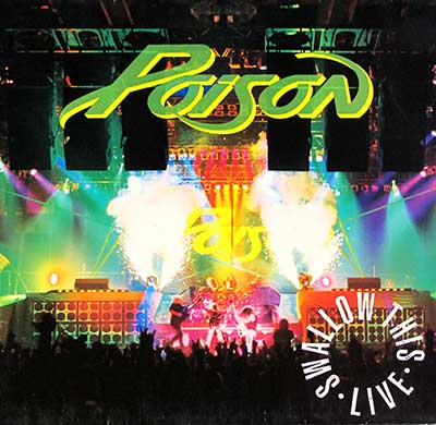 Thumbnail Of  POISON - Swallow This Live album front cover
