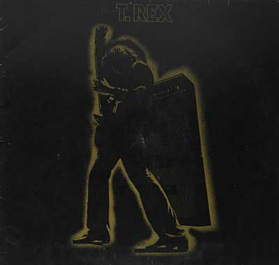 Thumbnail of T. REX - Electric Warrior album front cover