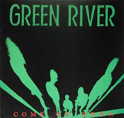 "Thumbnail of GREEN RIVER - Come On Down 12"" Vinyl EP Record album front cover"