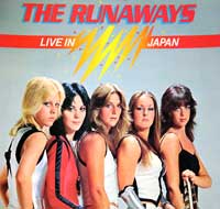 RUNAWAYS Girlie Rock Collection