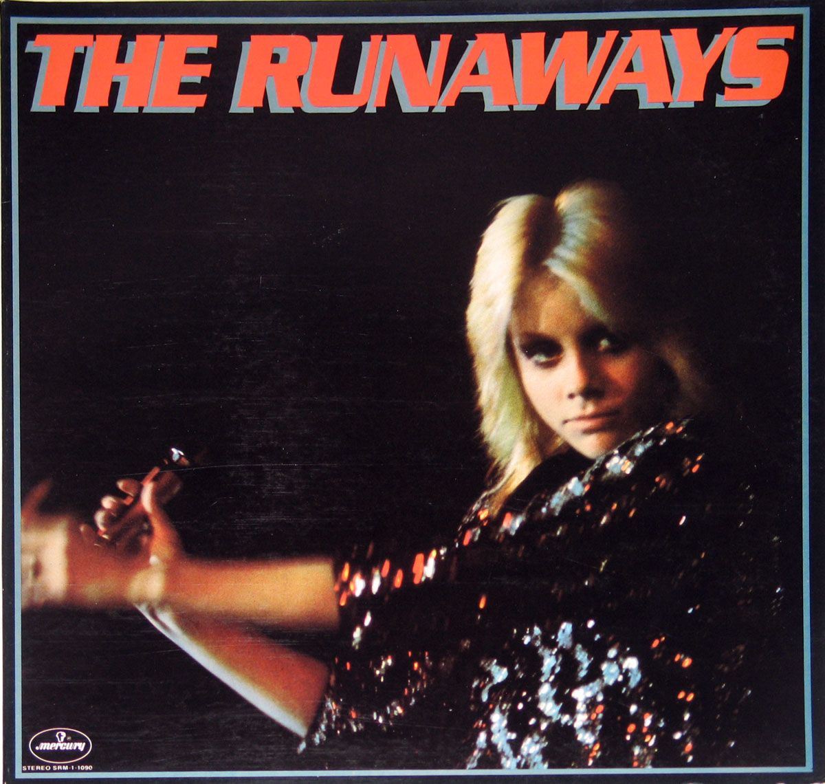 High Resolution Photo #1 RUNAWAYS The Runaways Self-titled Vinyl Record