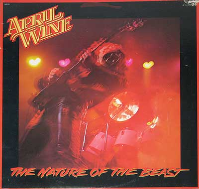 Thumbnail Of  APRIL WINE - The Nature of the Beast  album front cover