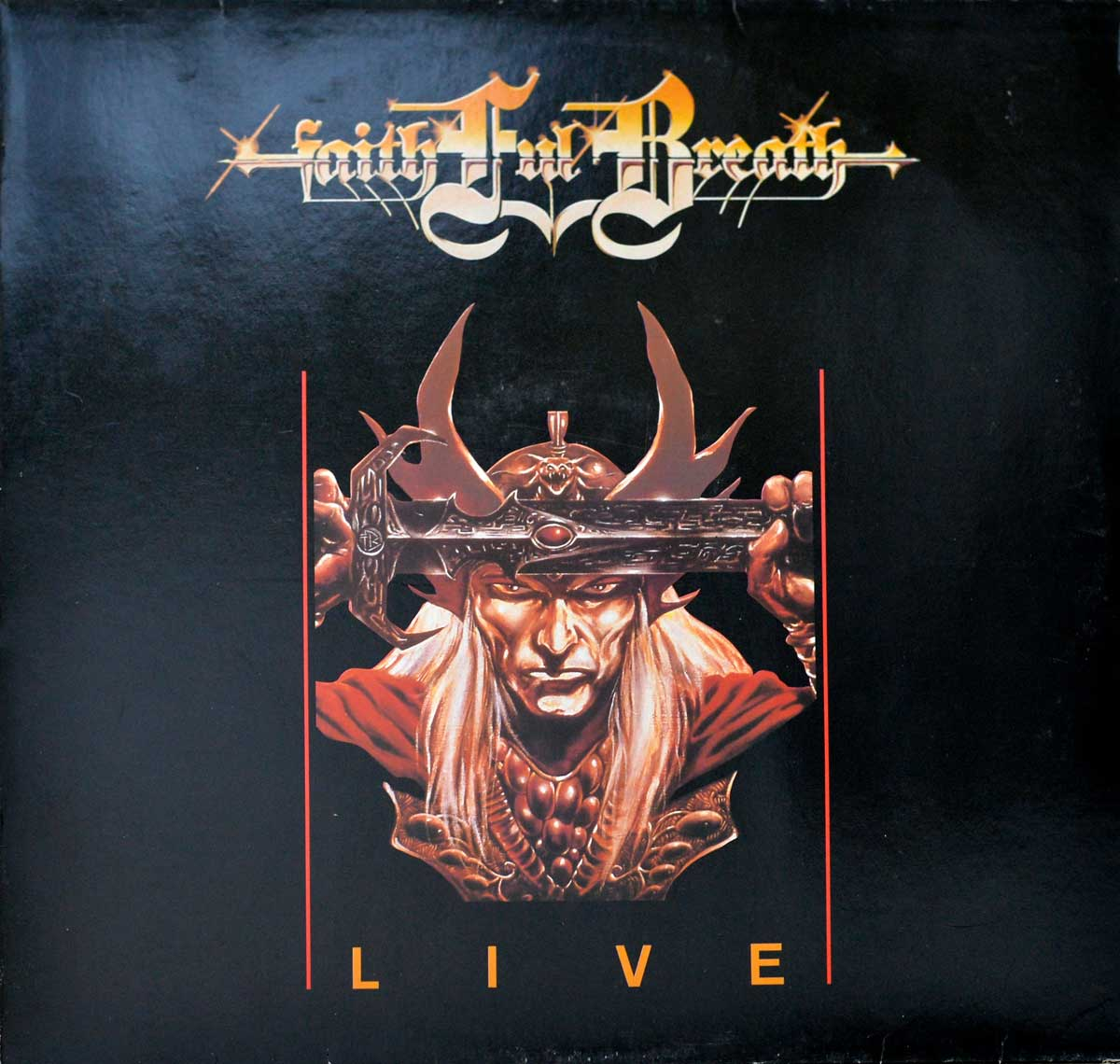 Album Front Cover Photo of FAITHFUL BREATH - Live (incl OIS)