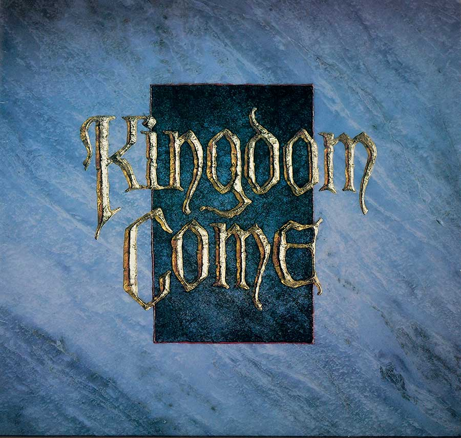 "Front Cover Photo Of KINGDOM COME - Self-Titled 12"" Vinyl LP"