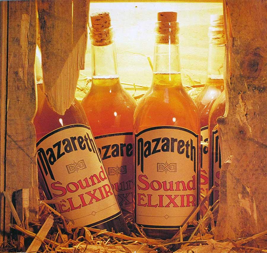 High Resolution Photo of NAZARETH SOUND ELIXIR