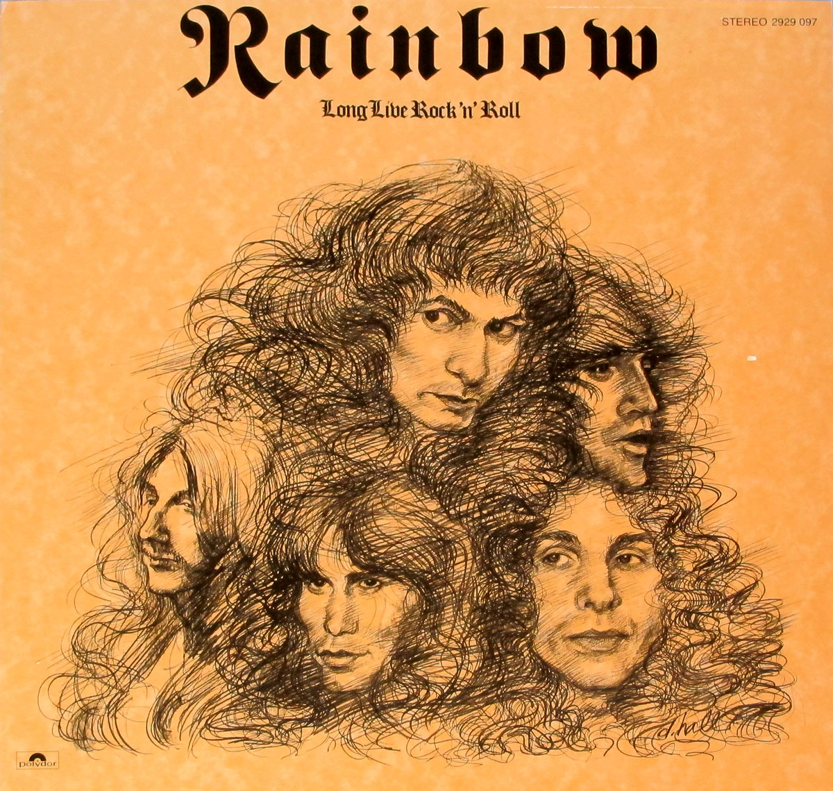 High Resolution Photos of rainbow long live rock roll 2929 097