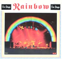 RAINBOW with Ritchie Blackmore LP Discography