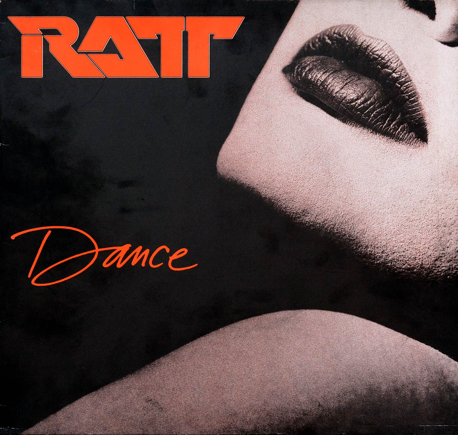 ratt dance front cover photo edited