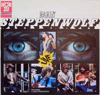 STEPPENWOLF - Early Steppenwolf Live in San Francisco